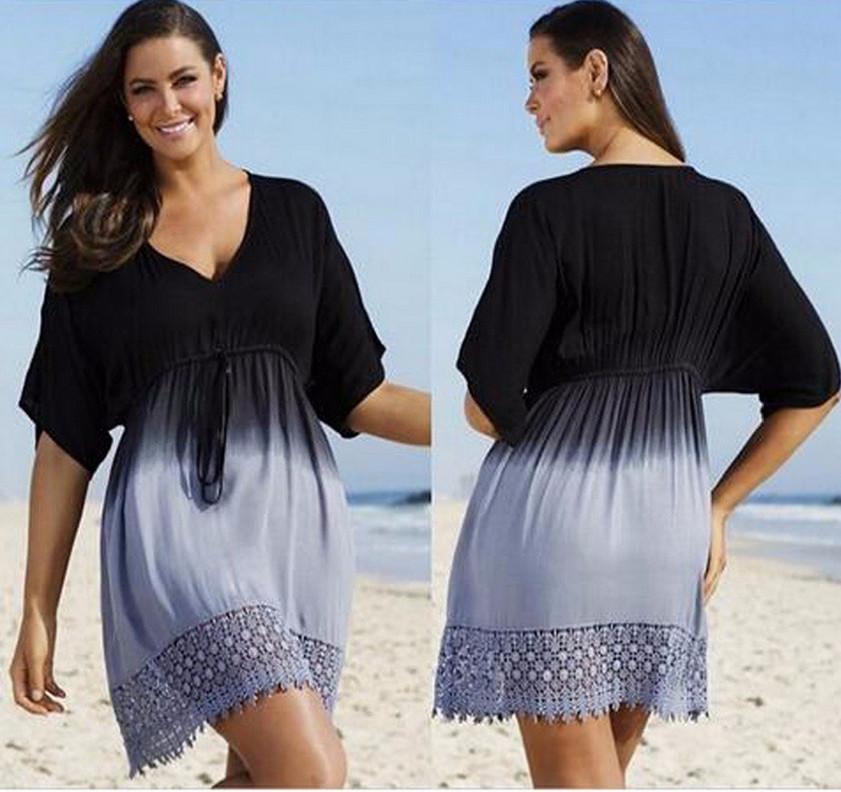 3480dfbdf2b0 Plavky - plážové šaty